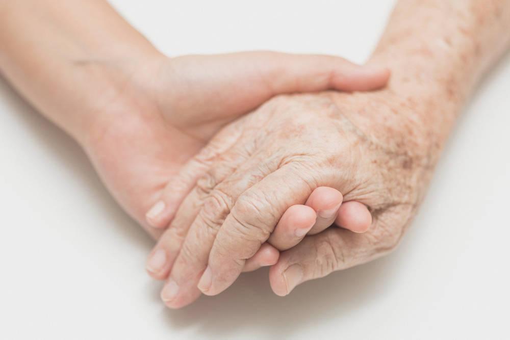 La felicidad también existe en las residencias de ancianos