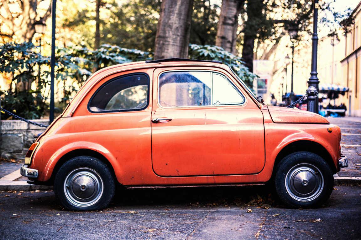 La historia del coche y su evolución a lo largo del tiempo.