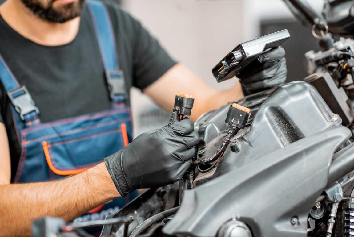 Estafas en talleres mecánicos y desguaces
