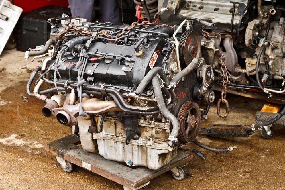 Gracias a los motores recontruidos mi coche tuvo una segunda vida